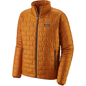 Patagonia Nano Puff Jacket Herre hammonds gold